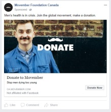 Movember Canada - 2017 11 - 23