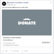 Movember Canada - 2017 11 - 24