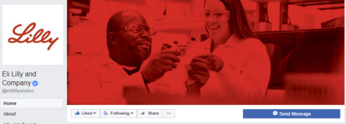FB cover - Eli Lilly
