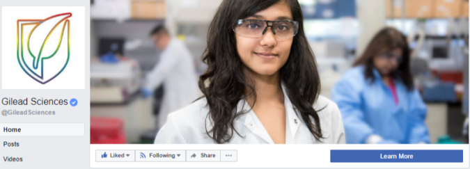 FB cover - Gilead Sciences