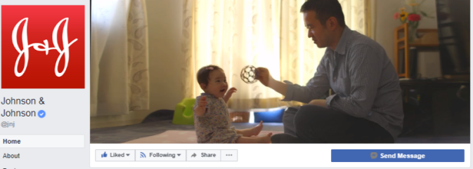 FB cover - J&J