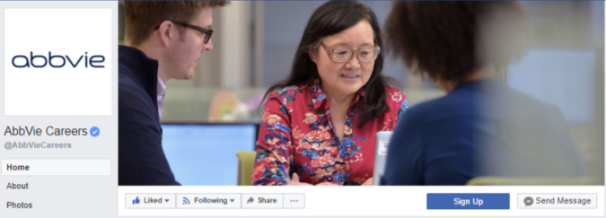 FB cover - Abbvie Careers - 2017 07